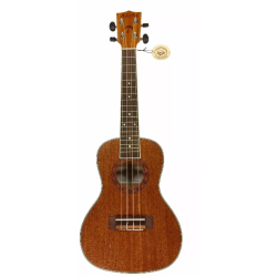 AKELA UK-100C Acosutic Ukulele Concert Mahogany! New and Fast Shipping!!!